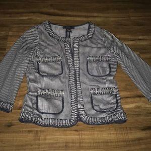 Very cute Karen Kane jacket- LIKE NEW!!!